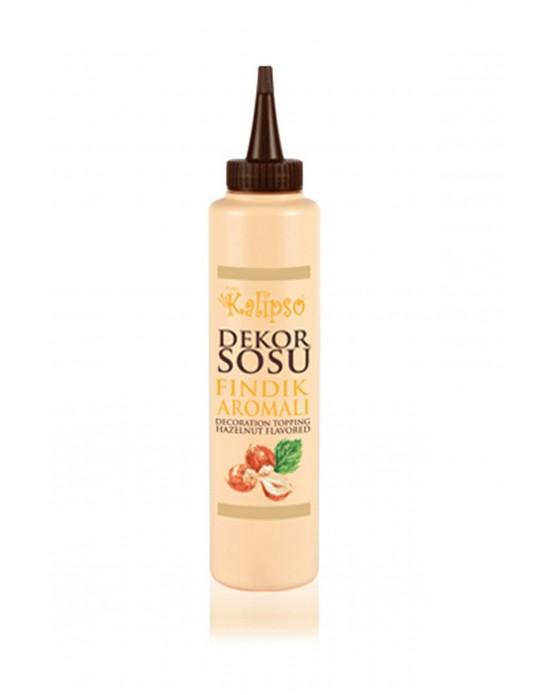Kalipso Dekor Sosu Fındık Aromalı 750 Gr.