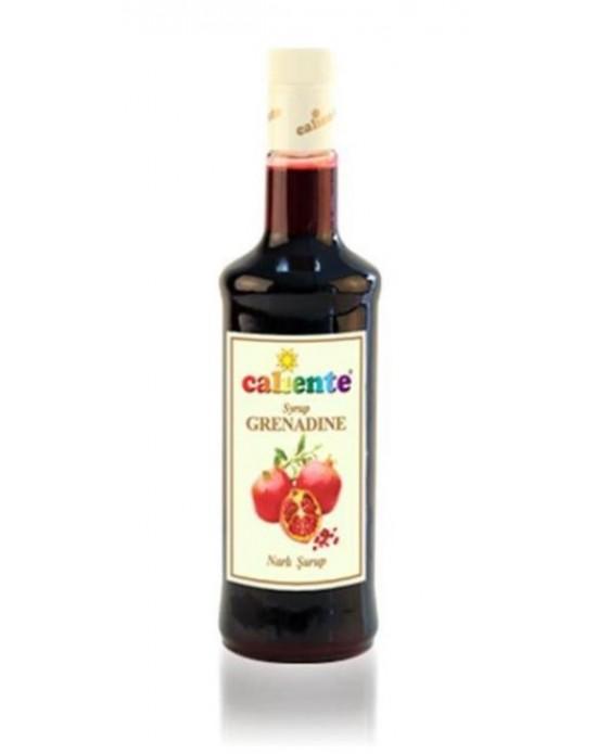 Caliente Nar Aromalı Kokteyl Şurubu 70 Cl