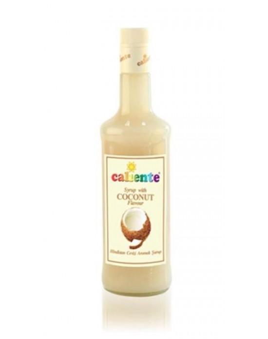 Caliente Hindistan Cevizi Aromalı Kokteyl Şurubu 70 Cl
