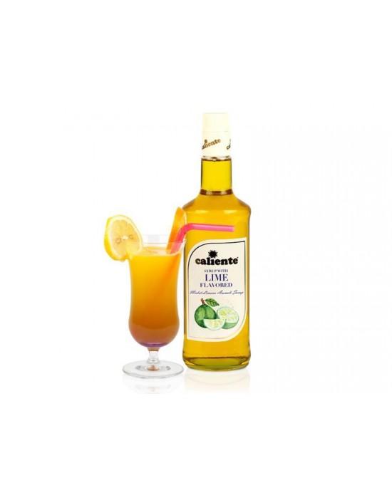 Caliente Misket Limonu Aromalı Kokteyl Şurubu 70 Cl