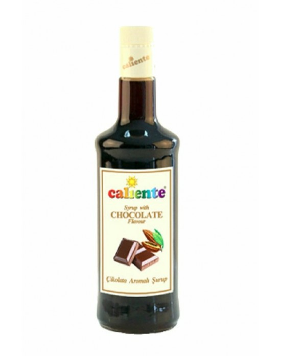 Caliente Çikolata Aromalı Kokteyl Şurubu 70 Cl