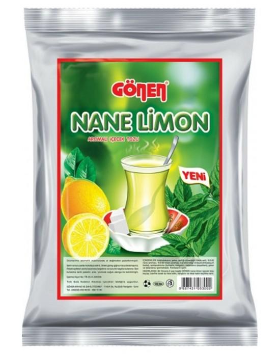 300 Gr. Gönen İçeçek Tozu - Nane Limon