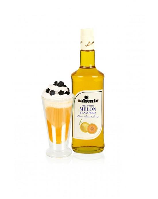 Caliente Kavun Aromalı Kokteyl Şurubu 70 Cl